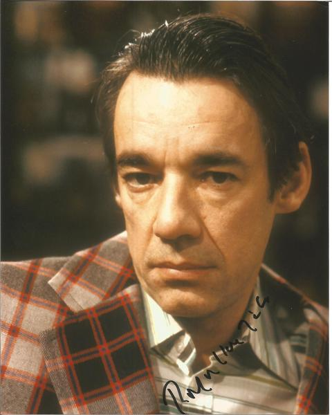 Roger Lloyd Pack signed 10  x 8 colour Only Fools and Horses photo as Trigger
