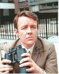 William Bill Gaunt actor The Champions Dr Who signed 10 x 8 colour photo.
